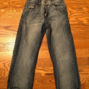 Levi's 549 Relaxed Straight Leg Jeans
